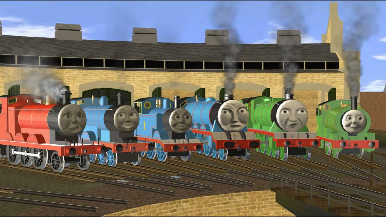 Sodor Island 3D - A Year in Review     by Skarloey123