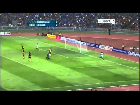 Malaysia team k.rajagopal vs chealsea jose mourinh