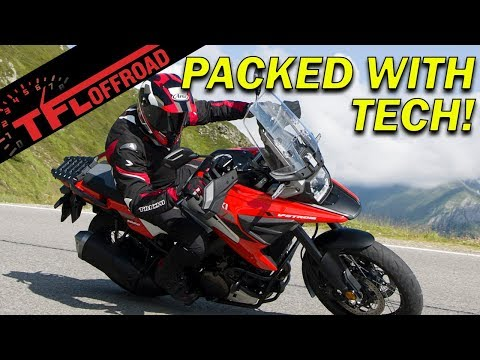 Deep Dive! The 2020 Suzuki V-Strom 1050XT Is Now A More Powerful & Refined Adventure Bike