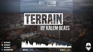 Instru Rap Lourd Trap 2020 | Instrumental Rap Sombre - TERRAIN - Prod. by KALEM BEATS x Valentino