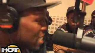 HOT 97- Angie and 50 Cent- Olivia