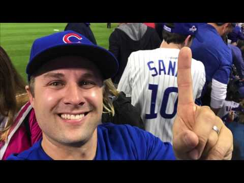All The Way - My Cubs World Series Tribute