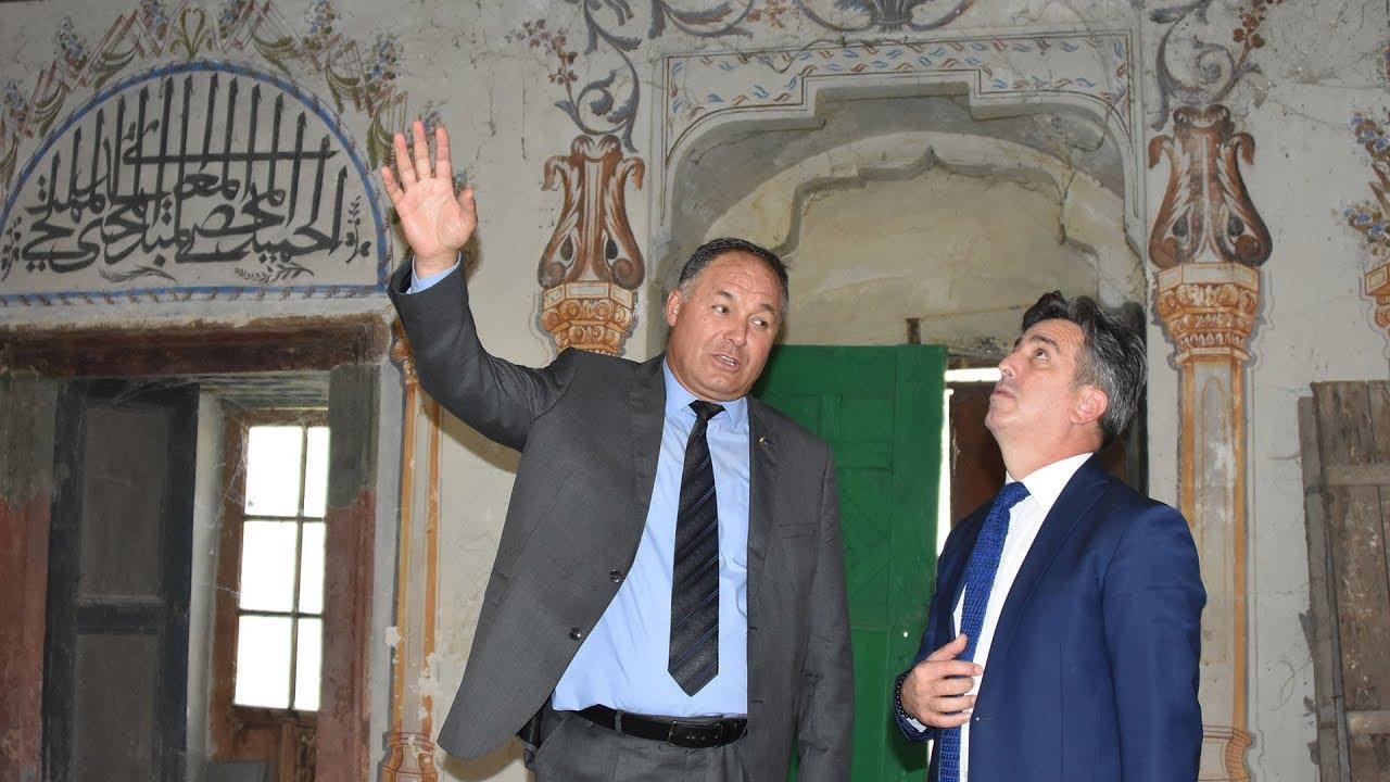 Bulgaristan, Pargalı İbrahim Paşa Camii'ni restore ediyor