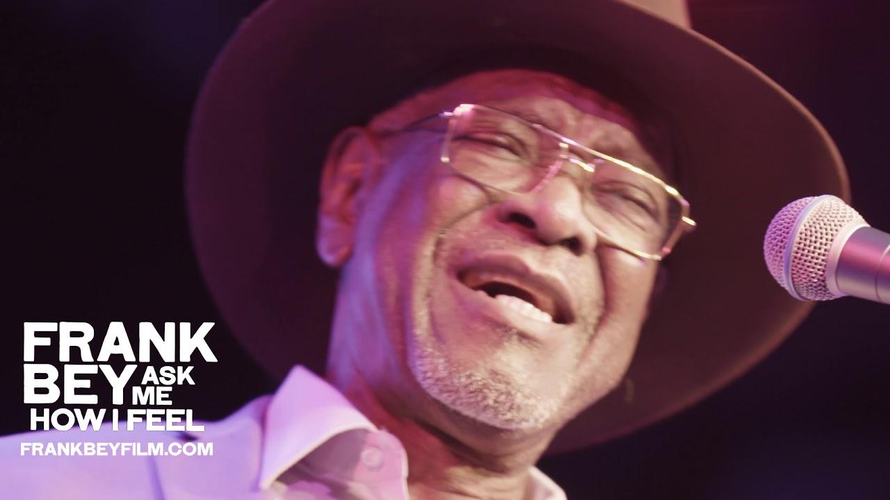 FRANCK BEY : le gentleman de la Soul / Blues, décède à 74 ans