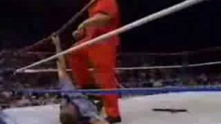 Big Boss Man vs. Dave Roulette + Nailz Debut