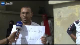 عين تيموشنت: العمال المتعاقدون مع الجزائرية للمياه يحتجون