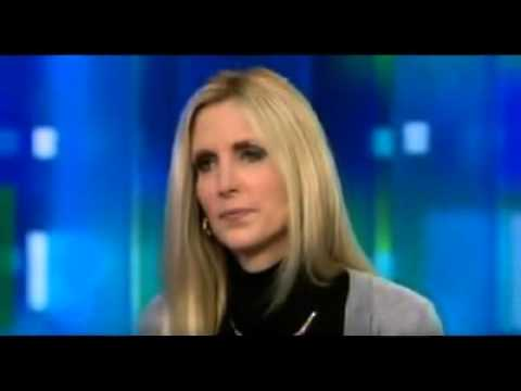 Ann Coulter and Piers Morgan Argue About Abortion  October 26, 2012