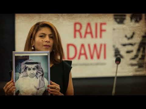 EP22: Ensaf Haidar - Author & Wife of Imprisoned Blogger Raif Badawi