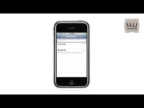 Simplenote - заметки для Андроид, IOS