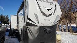 Winter in the Grand Tetons in Sub-Zero Cold in a RV Camper