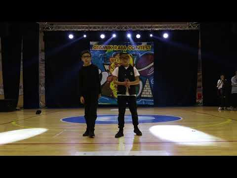 Giamik Raia Dance Contest - Hip Hop Battle Under 14 - Semifinali