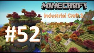 Minecraft  Ndustrial Craft 2 52 Квантовая броня