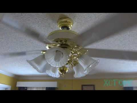 The Ceiling Fans In My House 2018 Update Video