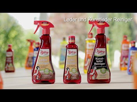 Poliboy Die Anwendung Der Leder Reiniger Youtube