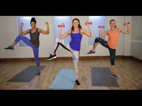 30-Minute Fat-Burning Pilates Workout | Class FitSugar