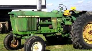 1st JD 4000 Tractor: Ebay Auction