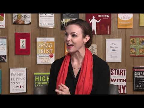 Leena Rinne on stress management