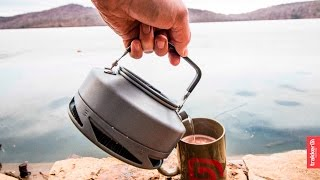 Trakker Armolife Power Kettle for Carp Fishing / Camping Overview