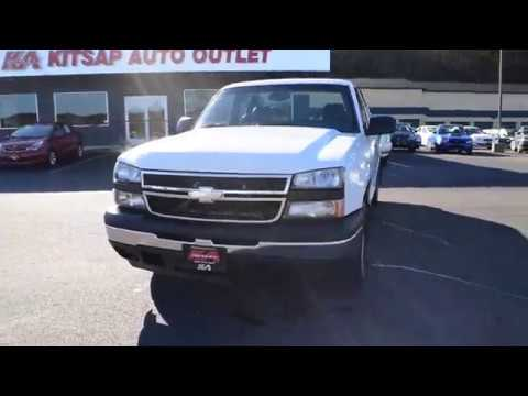 2006 Chevrolet Silverado Used Cars For Sale Port Orchard
