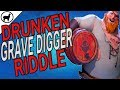 How to Find Drunken Grave Digger Riddle Location | The Crooked Masts | Sea of Thieves | SoT