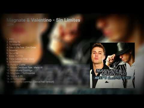 Magnate & Valentino - Sin Límites | Disco Completo | Reggaeton Old School