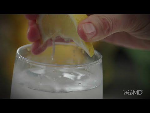 4 Refreshing Benefits of Lemon Water | WebMD