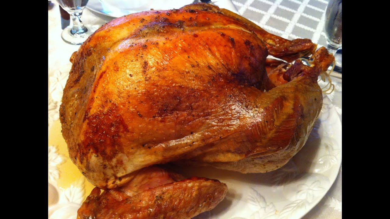 Receta de pavo jugoso desmenuzado viyoutube for Como cocinar un pavo