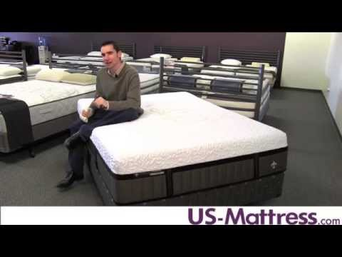 Stearns & Foster Lux Estate Hybrid Point Robinson Luxury Ultra Plush Mattress