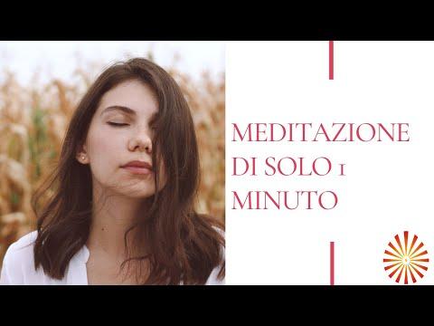 Colmarmi di energia meditazione solo un minuto youtube - Gemelli diversi solo un minuto ...