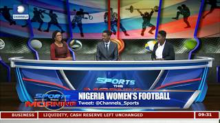 Nigeria Women's Football In Focus As Pinnick Apologises To Falcons Pt.2 |Sports This Morning|