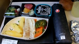 Turkish Airlines Flight Report TK1944 : Brussels-Istanbul Economy Class Airbus A321-200 ...