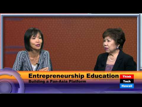 Entrepreneurship Education and Building a Pan Asia Platform with Bee Leng Chua and Wilton Chau
