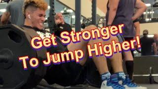 A Full Week Of Jump Training Video