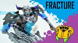 Bioformer Reviews: Fracture (Skull Basher / Skull Warrior)