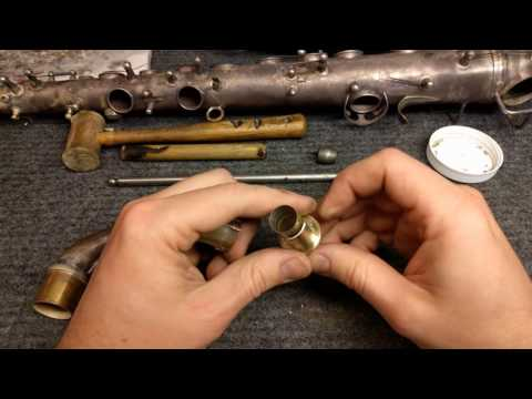 Repairman's Overview: Conn Saxophone Microtuner, Unsoldered