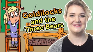 Goldilocks and the Three Bears | Bedtime Stories | Story time | Made by Red Cat Reading