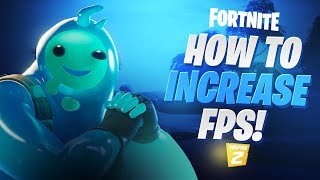 How To *INCREASE YOUR FPS* On *CONSOLE* In Fortnite Chapter 2! (Works on Xbox, PS4, & More!) Video
