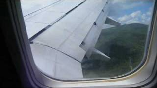 Landing in Honduras (I scream, we all scream...)