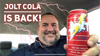 Jolt Cola Is Back | Dollar General Exclusive (2018)