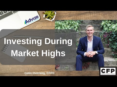 How to Invest During Mark Highs
