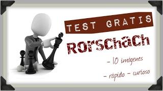 Test de Rorschach (Dibujos) Gratis Online