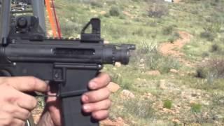 2 inch barrel on AR-15 SBR