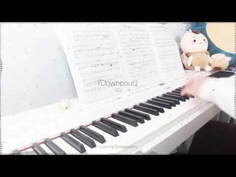 I.O.I (아이오아이)  - Downpour (소나기) - piano cover
