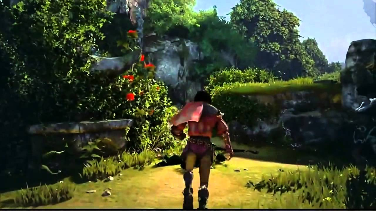 Fable Legends Gameplay - E3 2014 - XBOX ONE Conference ...