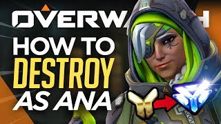 Top 7 Best Ana Tips to Rank Up FAST! - Overwatch Guide