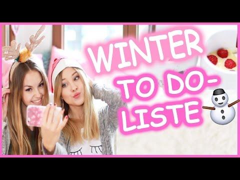 WINTER TO DO-LISTE mit XLAETA I TIPPS GEGEN LANGEWEILE + ANKÜNDIGUNG