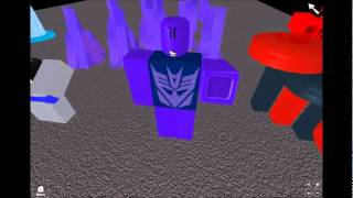 Roblox/Transformers Prime-I Will Not Bow