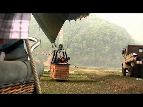NEPAL 2010 Balloon Fiesta