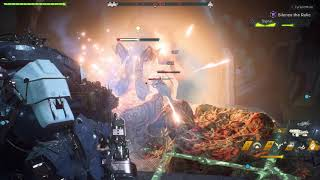 Anthem ~ Hard Mode Tyrant Mine (VIP Demo) Speedrun 14:00.52