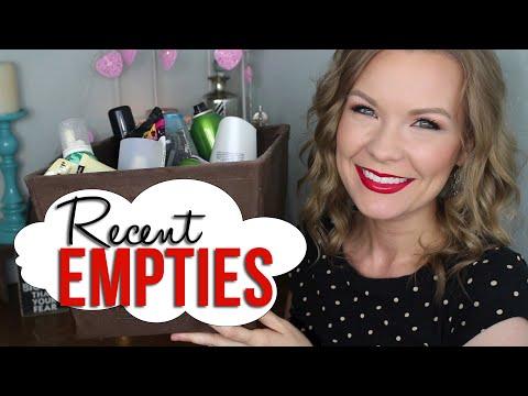 recent-empties!-mini-reviews!- -lipglossleslie